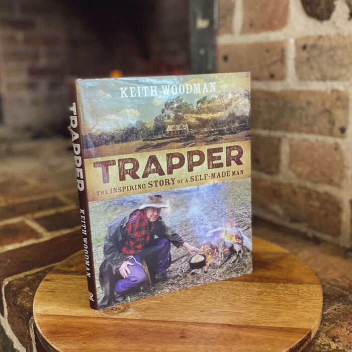 Trapper - The inspiring story of a self-made man